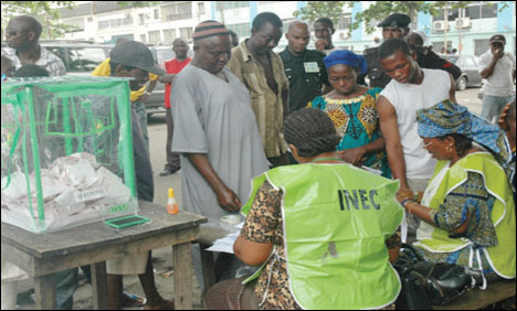 INEC - local elections