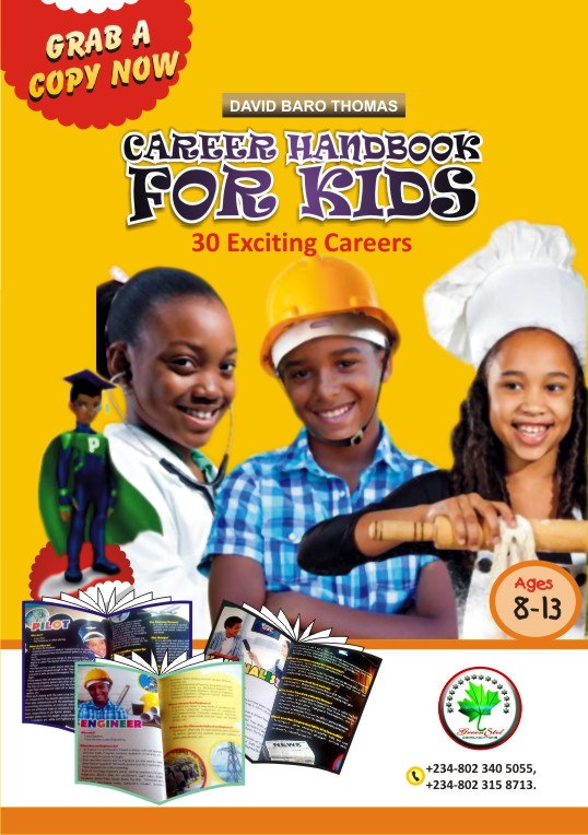 Career HandBook For Kids