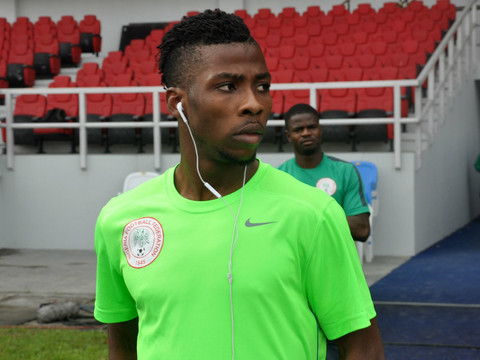 Super Eagles boss Gernot Rohr drops Kelechi Iheanacho from Nigeria's final 23-man squad for AFCON 2019