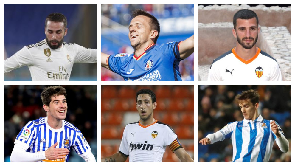 LaLiga: Rubiales allows six suspended players to play but must wait for CSD's decision
