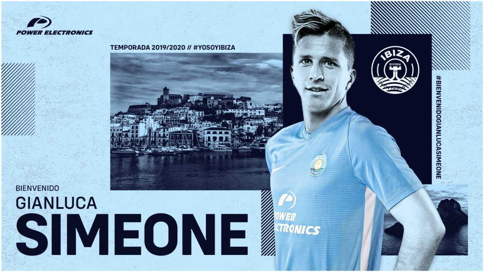 Lower Leagues: Simeone's son signs for UD Ibiza