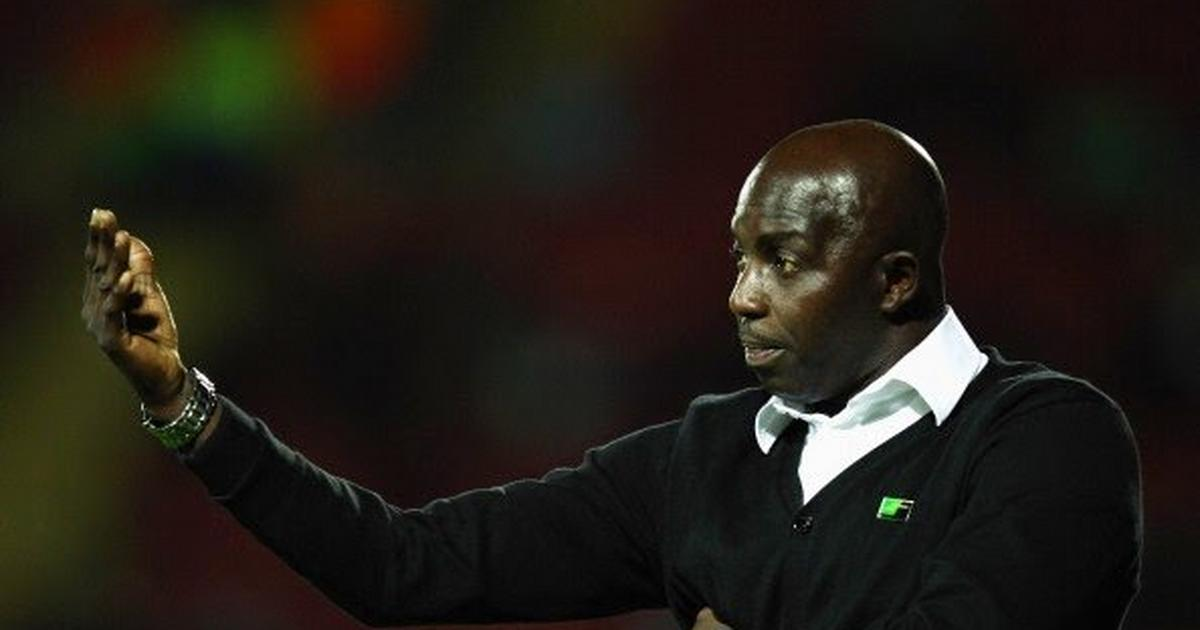 Samson Siasia banned for life by FIFA for agreeing to collect bribe