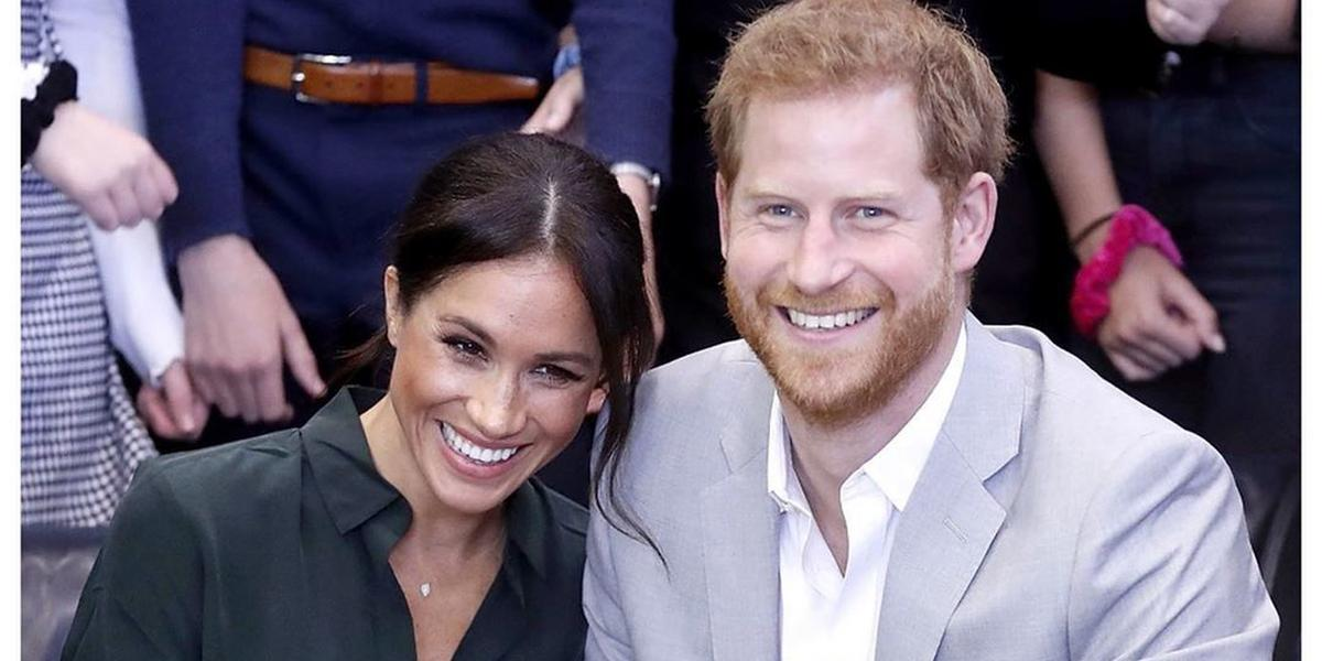 Prince Harry and Meghan Markle welcome daughter - The ...